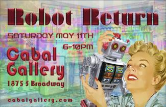 Robot Return Flier